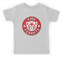Fire Ferrets Kids Tee