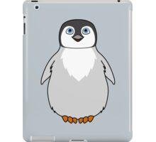 Natural Grey Baby Penguin iPad Case/Skin