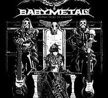babymetal by Hamswhale