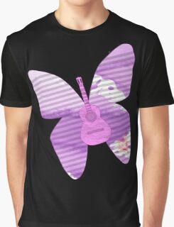 acoustic butterfly  Graphic T-Shirt