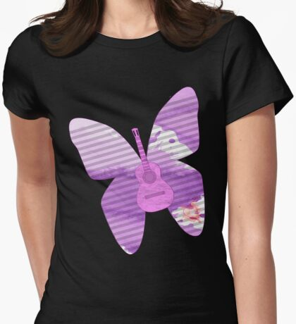 acoustic butterfly  T-Shirt