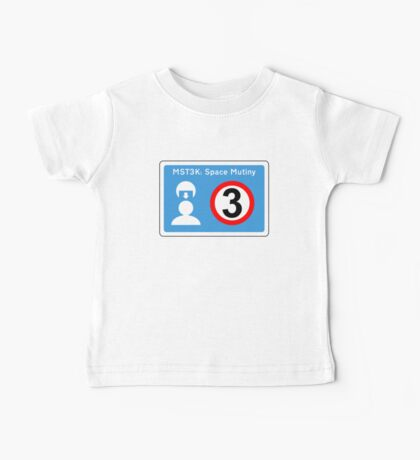 put your helmets on (version 2) Baby Tee