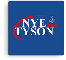 Nye Tyson 2016 Canvas Print