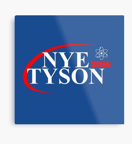 Nye Tyson 2016 Metal Print