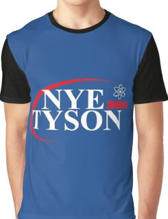 Nye Tyson 2016 Graphic T-Shirt