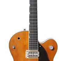 Gretsch Rockabilly Guitar by TexasBarFight