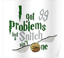 Serpent Problems Poster