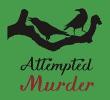 Attempted Murder One Piece - Short Sleeve