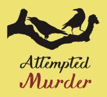 Attempted Murder Kids Tee