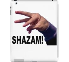 Shazam! iPad Case/Skin