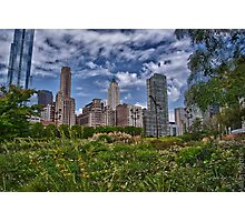Chicago Sky Photographic Print