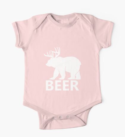 Beer One Piece - Short Sleeve