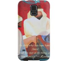 Where Is The Child Who Has Been Born King Of The Jews? Samsung Galaxy Case/Skin