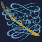 Glowstick of Destiny by Sara Machajewski