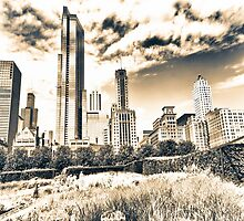 Imposing Sepia by anorth7