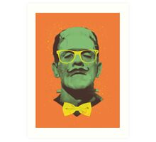Mr Frank Art Print