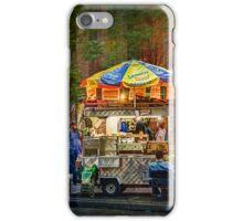 Manhattan Street Vendor iPhone Case/Skin