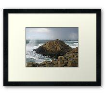 Giant's Causeway Ireland Framed Print