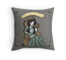 You Are My Liberty Laurel Cover Pillow Throw Pillow