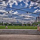 The Field at Millennium Park by anorth7