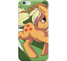 Applebuckin' Applejack iPhone Case/Skin