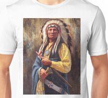 Red Cloud, Native American Art, James Ayers Studios Unisex T-Shirt