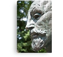 William Shakespeare Canvas Print