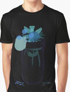 Floral Arrangement Graphic T-Shirt