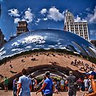 The Bean Up Close by anorth7