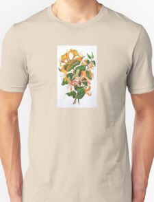 Honeysuckle Bouquet Unisex T-Shirt