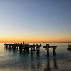 The Old Jetty by Leah Kennedy