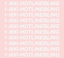 1-800-HOTLINEBLING Kids Tee