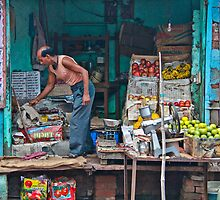 The Fruit Shop by KerryPurnell