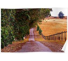 Farm Road Poster