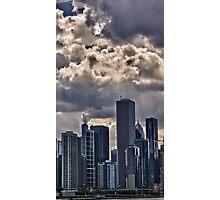 Striking Cityscape 2 Photographic Print