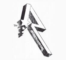 3rd Revision Logo-Back to basics tee-Distressed by Melanie Andujar