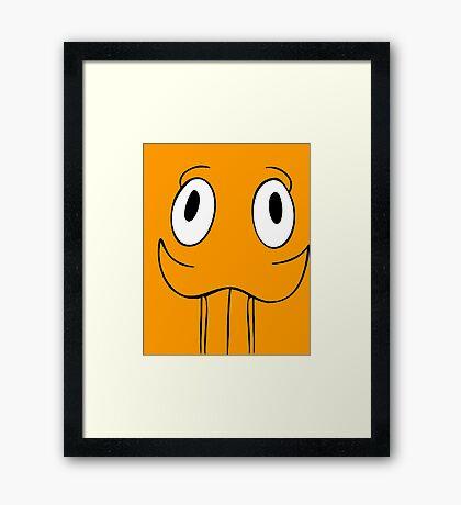 Octo Framed Print