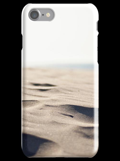 Footprints in the Sand by Kurt Rahn