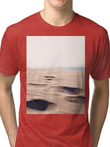 Footprints in the Sand Tri-blend T-Shirt