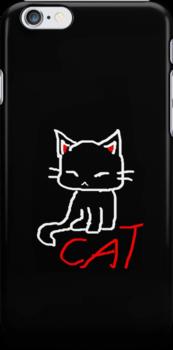 Black Cat by IanPeriwinkle