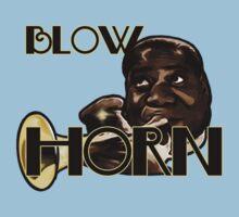 Trumpet - Blow Horn with Bubbles Kids Clothes