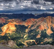 Red Mountain Sunbeam by rjcolby