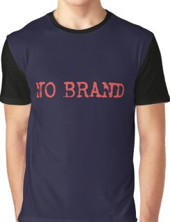 No Brand Fashion - No Logo - T-Shirt Graphic T-Shirt