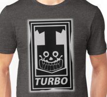 Turbo Graffiti Tag Unisex T-Shirt