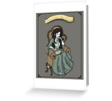 You Are My Liberty Laurel Cover Greeting Card