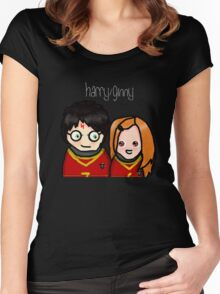 Hinny T-Shirt (Inverted) Women's Fitted Scoop T-Shirt