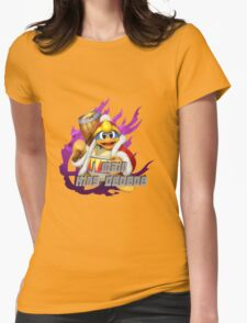 I MAIN DEDEDE Womens Fitted T-Shirt