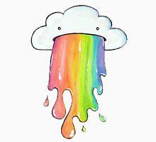 cute rainbow cloud  Unisex T-Shirt
