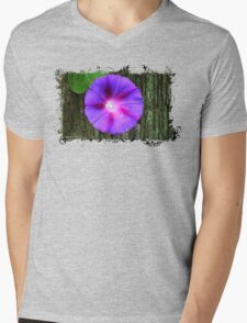Entering the Forest of Enchantment Mens V-Neck T-Shirt