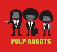 Pulp Robots by Michowl